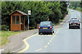 SX9887 : Bus Stop on Exmouth Road by David Dixon