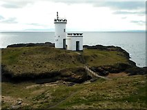 NT4999 : Elie Ness Lighthouse by Richard Sutcliffe