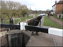 SO9969 : Tardebigge top lock by Rudi Winter