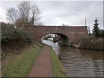 SO9969 : Bridge No. 56, Birmingham & Worcester Canal, Tardebigge by Rudi Winter