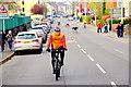 H4572 : Marshal, Omagh Half Marathon and 5k Fun Run by Kenneth  Allen