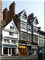 SK5739 : 13-15 Bridlesmith Gate, Nottingham by Alan Murray-Rust
