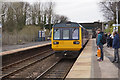 SK2082 : Pacer train 142091 at Bamford Station by Ian S