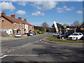 TM4599 : A143 Beccles Road, St. Olaves by Adrian Cable