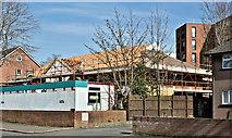 J3674 : Nos 5-7 Connsbrook Avenue, Belfast (April 2019) by Albert Bridge