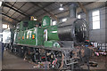 SO7192 : Severn Valley Railway - in the works by Chris Allen