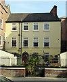 SK5739 : Churchill House, Heathcoat Street, Nottingham by Alan Murray-Rust