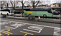 ST3088 : Queensway coaches, Newport by Jaggery