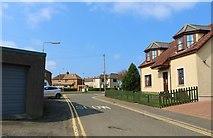 NO4102 : Durham Wynd, Lower Largo by Bill Kasman