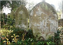TG2408 : The grave of the Roll Family by Evelyn Simak