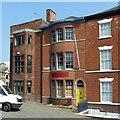 SK5639 : 2 Castle Place, Nottingham by Alan Murray-Rust