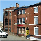 SK5639 : 2 Castle Place, Nottingham by Alan Murray-Rust