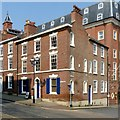 SK5639 : 2 St James's Terrace, Nottingham by Alan Murray-Rust