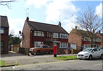 TA0832 : Houses on Inglemire Lane, Hull by JThomas