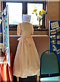 SJ9392 : Alma Bates' dress by Gerald England