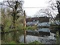 TL8522 : Abbey Mill, Coggeshall by PAUL FARMER