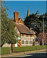 TQ2497 : High Barnet : Pennefather Hall by Julian Osley