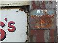 SE0653 : Old War Department sign by Stephen Craven