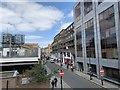 TQ3282 : YMCA on Whitecross Street by Andrew Abbott