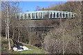 SO1707 : Footbridges from Glan Ebbw Terrace by M J Roscoe
