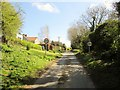SE6670 : New  Road  up  Mill  Hill  into  Terrington by Martin Dawes