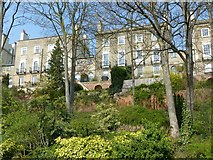 SK5639 : 3 – 6 Park Terrace, Nottingham by Alan Murray-Rust
