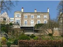 SK5639 : 11 & 12 Park Terrace, Nottingham by Alan Murray-Rust