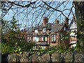 SK5639 : 3 & 4 Huntingdon Drive, The Park, Nottingham by Alan Murray-Rust