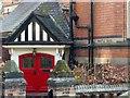 SK5639 : Castle Bank, Lenton Road, The Park, Nottingham by Alan Murray-Rust