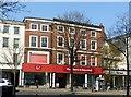 SK5739 : 52 & 50/51 Long Row West, Nottingham by Alan Murray-Rust