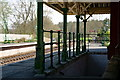 TQ3635 : Kingscote Station by Peter Trimming