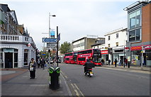 TQ1780 : The Broadway, Ealing, London W5 by JThomas