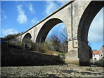 NO4102 : Old railway viaduct, Lower Largo by Richard Sutcliffe