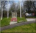 SO1110 : Princetown & Tafarnaubach War Memorial by Jaggery