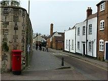 SO8318 : Pitt Street, Gloucester by Alan Murray-Rust
