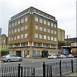 TQ3681 : Regents Canal House, Commercial Road, Limehouse by Robin Webster