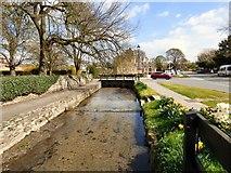 TF0075 : Nettleham Beck by Gerald England