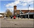 SK9771 : City Square Centre by Gerald England