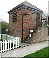 SE6452 : Dovecote, Yorkshire Museum of Farming by Humphrey Bolton