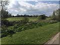 SP3477 : Area of sports pitches, Charterhouse Field, Coventry by Robin Stott