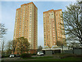 SE2730 : Cottingley Heights and Towers by Stephen Craven