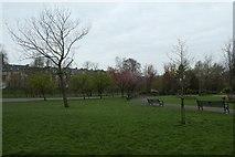 NS5766 : Across Kelvingrove Park by DS Pugh