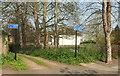TQ4377 : Mayplace Lane, Shrewsbury Park by Derek Harper