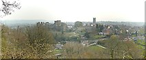 SO5074 : Ludlow Panorama by Graham Hogg
