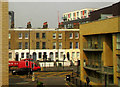 TQ3681 : Terrace, Commercial Road, Limehouse by Derek Harper