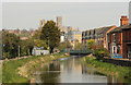 SK9670 : River Witham by Richard Croft