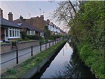 TQ3296 : New River Loop, Enfield by Christine Matthews