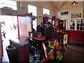 NZ6621 : Booking Hall, Saltburn Cliff Tramway by Oliver Dixon