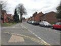SP2865 : South on Lakin Road, Warwick by Robin Stott