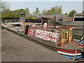 SO9491 : Narrow boat 'Stour' at the Black Country Living Museum by Graham Hogg